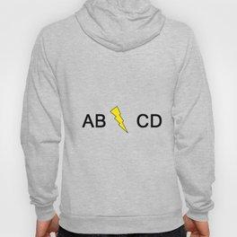 AB/CD Hoody