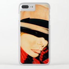 joni Clear iPhone Case