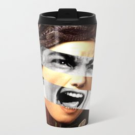 Caravaggio's Medusa & Psycho Metal Travel Mug