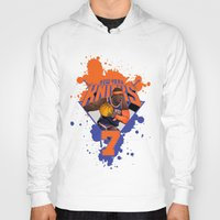 nba Hoodies featuring NBA Stars: Carmelo Anthony by Akyanyme