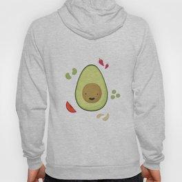 Happy Avocado Hoody