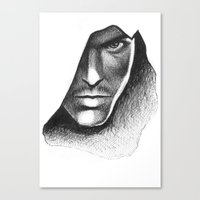 assassins creed Canvas Prints featuring Assassins Creed by Renus3000