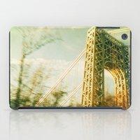 bridge iPad Cases featuring Bridge by Claire Beaufort