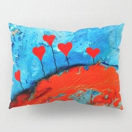 Germinating Love Pillow Sham