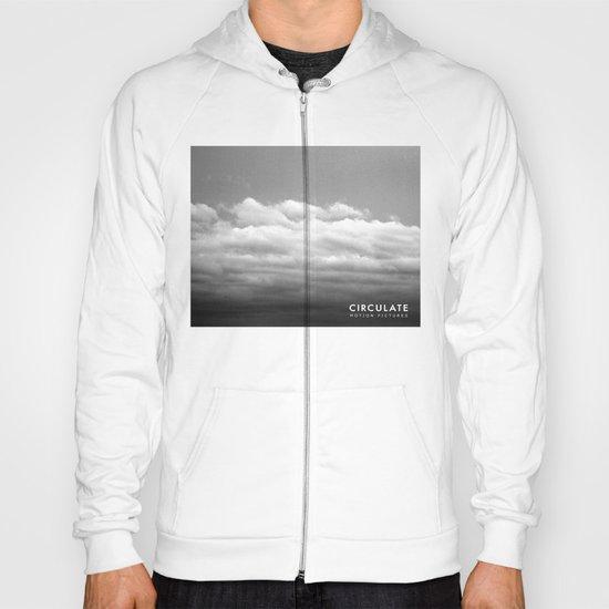 Circulate - Clouds Hoody