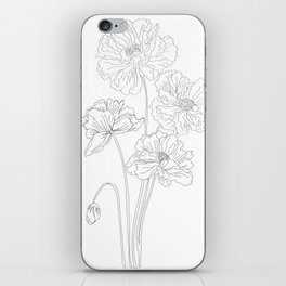 bunches of boos iPhone Skin