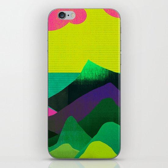 Sea View iPhone & iPod Skin