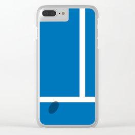 """""""IN"""" - Hawk-Eye Clear iPhone Case"""