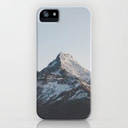 Himalayas XI iPhone Case
