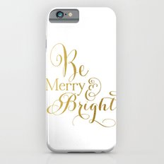 Be Merry & Bright Slim Case iPhone 6s