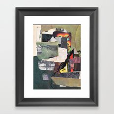 That it's all just a little bit of History repeating. Framed Art Print