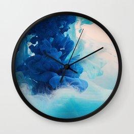 Ink Wall Clock