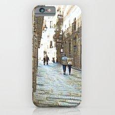 Barcelona digital street photography + Dreamscope iPhone 6s Slim Case