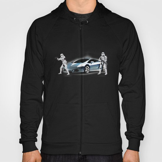 Lamborghini Troopers Hoody