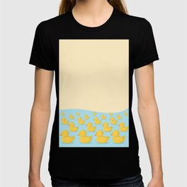Rubber Duckie Army T-shirt