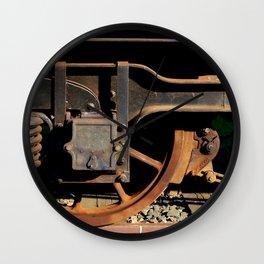 Steam Loc  Part II. Wall Clock