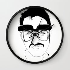 Bigotaco Wall Clock