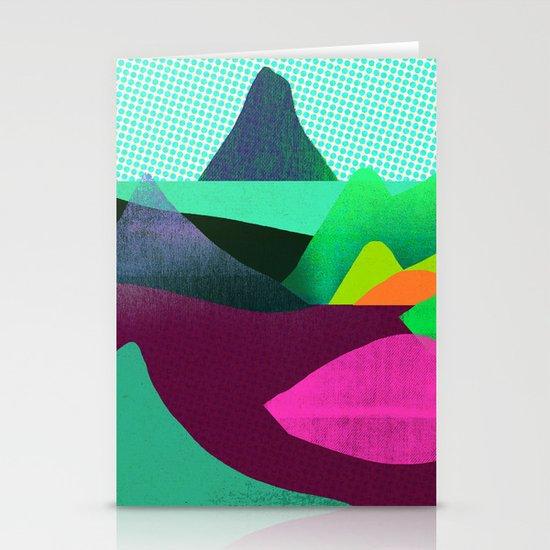 Soft World Stationery Cards