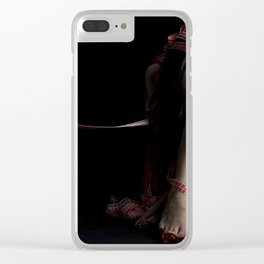 fetish Clear iPhone Case