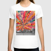 toronto T-shirts featuring Blooming Toronto by Bianca Green