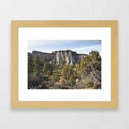 Zion National Park, Utah Framed Art Print
