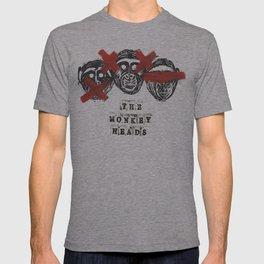 monkeyheads T-shirt