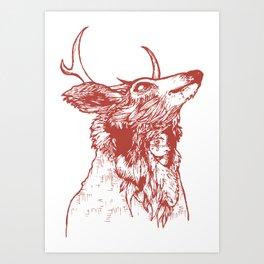 Last of Her Kind Art Print