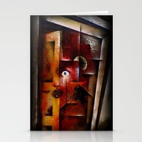portal Stationery Cards featuring portal by sewec