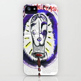 Entree iPhone Case
