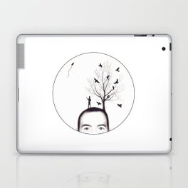 Flying Kites by Lars Furtwaengler | Colored Pencil | 2013 Laptop & iPad Skin