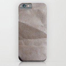 Brown bagging it. Slim Case iPhone 6s