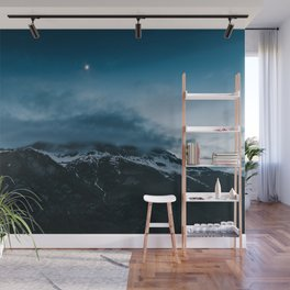 Moonshine - Landscape and Nature Photography Wall Mural