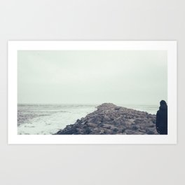 Vik, Iceland Art Print