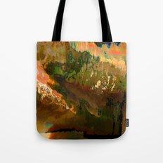 06-04-18 (Mountain Glitch) Tote Bag