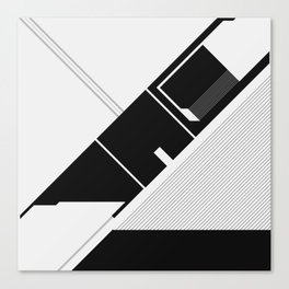 RIM TENSE Canvas Print