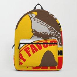 MY FAVORITE MURDER X MCGRUFF Backpack