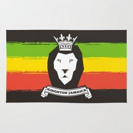 Rasta Lion Rug