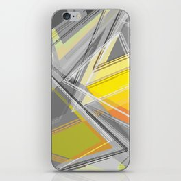 ∆Yellow iPhone Skin