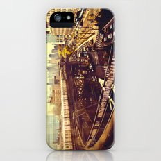 Queens Row Slim Case iPhone (5, 5s)