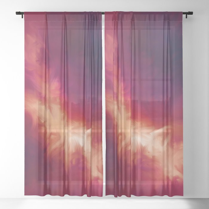 Energy Sheer Curtain