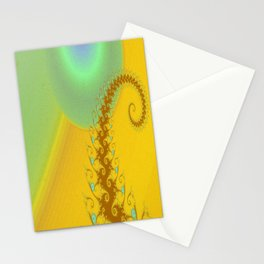 Sun Worship Stationery Cards