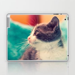 Billy The Cat Laptop & iPad Skin