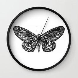 Transformation. Wall Clock