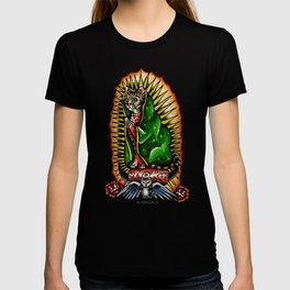 Cat Guadalupano T-shirt