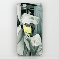 picasso iPhone & iPod Skins featuring Painting Picasso by Marko Köppe
