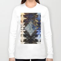 southwest Long Sleeve T-shirts featuring Frosted Southwest by North 10 Creations