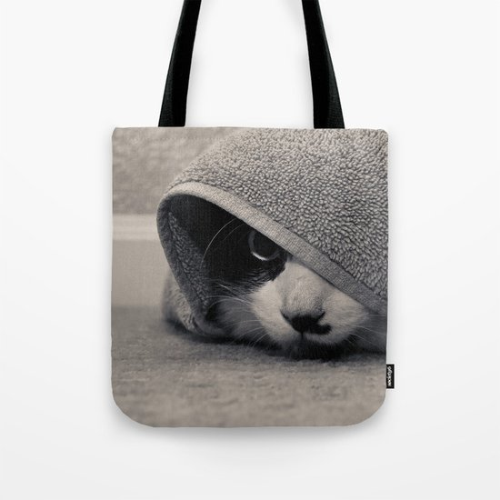 Incognito [Cat] Tote Bag