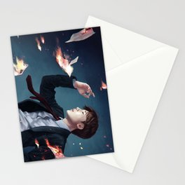 Can't Get Over Gyu Stationery Cards
