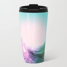 Crystal Wave Travel Mug