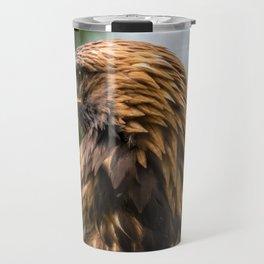Golden Eagle (aquila chrysaetos) - Utah Travel Mug